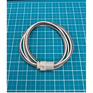 XHコネクター2P 延長用50CM(白・灰)|t-parts