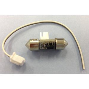 S8.5ランプ用 配線取り出しコネクタ付【極性フリー】・2種|t-parts