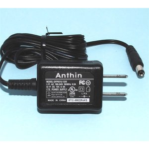 ACアダプタ  12V 0.5A APS305-1205 Anthin社製 |t-parts