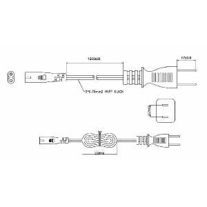 ACアダプタ  24V 2.7A  65W  API365-2427 Anthin社製 |t-parts|05