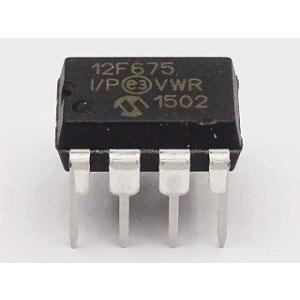 PIC12F675-I/P|t-parts