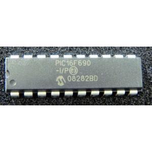 PIC16F690-I/P|t-parts