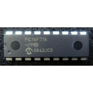 PIC16F716-I/P|t-parts