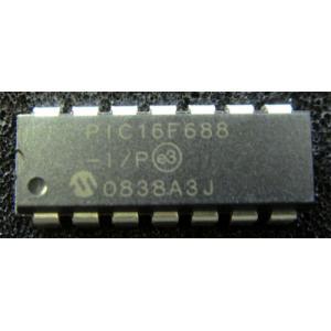 PIC16F688-I/P|t-parts