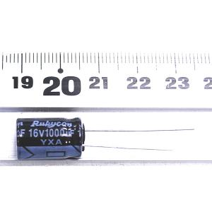 16v 1000uF t-parts