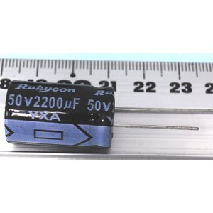 50v 2200uF t-parts