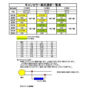 50W 10Ω 線付き|t-parts|03