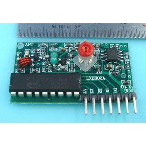 RemoteRRX-4ch (受信TTL出力)