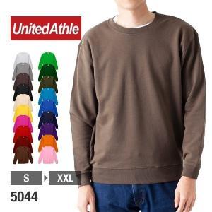 トレーナー 無地 メンズ スウェット 裏毛 United Athle(ユナイテッドアスレ) 10.0オンス クルーネック スウェット 5044|t-shirtst