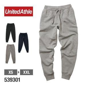 スウェットパンツ メンズ スウェット 下 裏毛 裏パイル 9.3オンス レギュラー パイル スウェット パンツ United Athle(ユナイテッドアスレ) 539301|t-shirtst