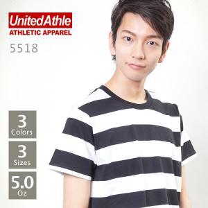 Tシャツ メンズ 半袖 ボーダー United ...の商品画像