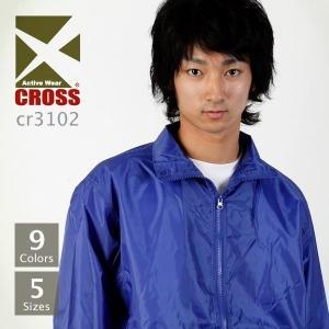 イベントコート(ウインドブレーカー)CROSS(クロス) CR3102|t-shirtst