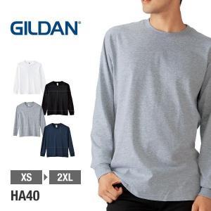 長袖Tシャツ メンズ レディース 兼用 GILDAN(ギルダン) | 6.1オンス ハンマー 長袖T...