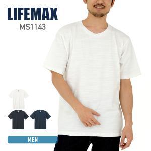 Tシャツ メンズ 半袖 無地 白 黒 ネイビー などLIFE...