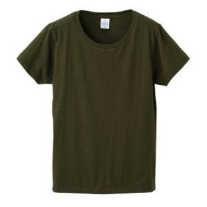 無地Tシャツ ファインジャージー4.7oz レディース rucca 5745-04 t-shirtstore