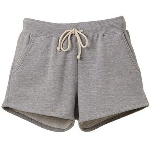 10.0ozスウェットショーツ(パイル)[レディース]【rucca】1365-04 t-shirtstore
