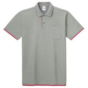 レイヤードポロシャツ 5.8オンス (ポケット付) メンズ プリントスター 00195-BYP t-shirtstore