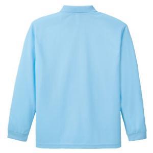 ドライ長袖ポロシャツ(ポケット有)【グリマー】00335-ALP|t-shirtstore|02
