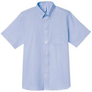 半袖Yシャツ オックスフォード ボタンダウン メンズ AIMY 00807-LOM t-shirtstore