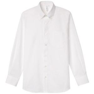 長袖Yシャツ オックスフォード ボタンダウン メンズ AIMY 00807-LOM t-shirtstore