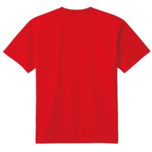 ドライ無地Tシャツ 吸汗速乾4.4oz ユニセックス メンズ 半袖 グリマー 00300-ACT(1) t-shirtstore 02