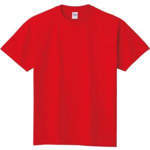 王道の無地Tシャツ 天竺綿5.6ozヘビーウェイト レディース 半袖 プリントスター 00085-CVT t-shirtstore
