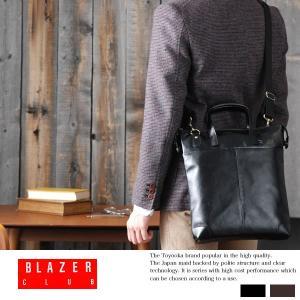 本革ショルダーバッグ メンズ A4 レザー 豊岡鞄 BLAZERCLUB|t-style