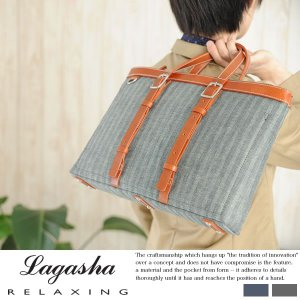 LAGASHA ラガシャ ビジネスバッグ メンズ A4 ビジネストートバッグ|t-style