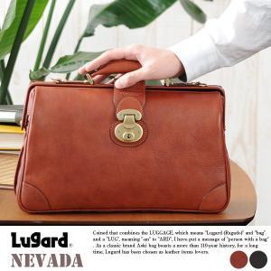 青木鞄 Lugard 本革ダレスバッグ メンズ 日本製 A4 レザー 2way t-style
