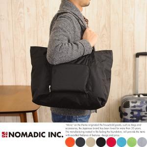 NOMADIC ノーマディック 折りたたみ軽量ワイドバッグ Sサイズ メンズ FO-36|t-style