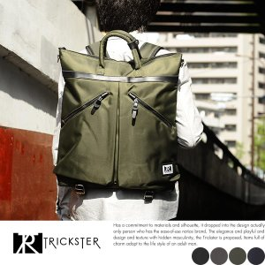 TRICKSTER 3wayトートバッグ メンズ ナイロン A3 リュック|t-style