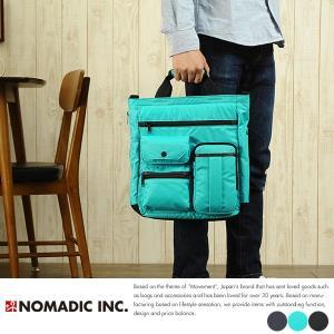 NOMADIC ノーマディック 2wayトートバッグ|t-style