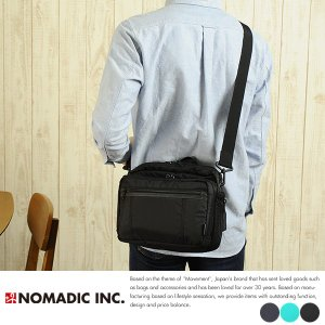 NOMADIC ノーマディック 2wayミニショルダーバッグ|t-style