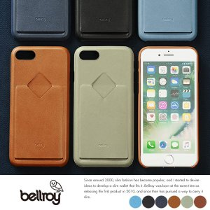 Bellroy iPhone7用ケース Phone Case 1Card|t-style