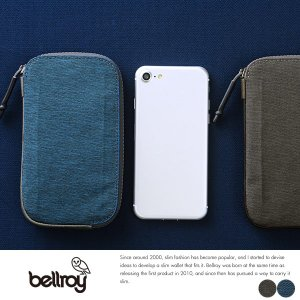 bellroy 防水布スマートフォンウォレット iPhone7対応 All Conditions Fabric Phone Pocket|t-style