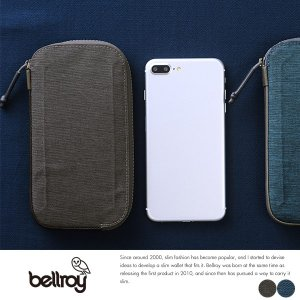 bellroy 防水布スマートフォンウォレット iPhone7 Plus対応 All Conditions Fabric Phone Pocket Plus|t-style