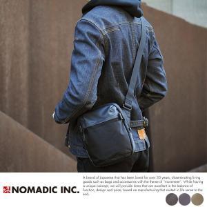 NOMADIC ショルダーポーチ メンズ ナイロン PM01|t-style
