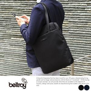 bellroy ベルロイ バッグ メンズ トートバッグ 薄い 薄型 軽量 Slim Work Tote BSTA|t-style