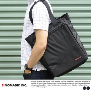 NOMADIC ノーマディック 2wayトートバッグ Wise-Walker|t-style