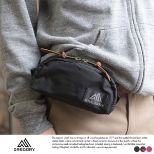 GREGORY グレゴリー Accessories Belt Pouch S ベルトポーチ 小物入れ t-style