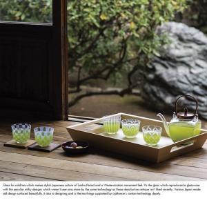 大正浪漫 冷茶グラス|t-style