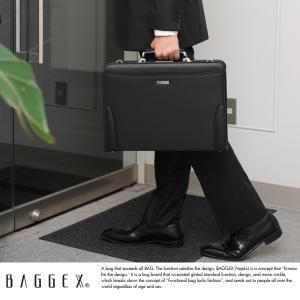 BAGGEX ダレスバッグ ナイロン B4 2way 豊岡鞄 ビジネスバッグ|t-style