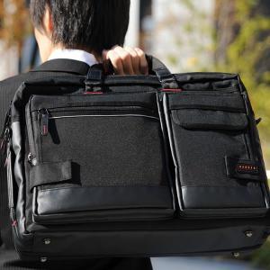 BAGGEX ビジネスバッグ メンズ バッグ 出張 多機能 A3 2way|t-style