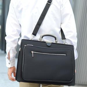 ダレスバッグ メンズ B4 2way 軽量 豊岡鞄 ED KRUGER|t-style