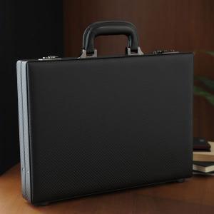 青木鞄 アタッシュケース A4 合皮 ビジネスバッグ t-style