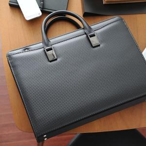 青木鞄 ブリーフケース メンズ ビジネスバッグ 合皮 A4 2way|t-style