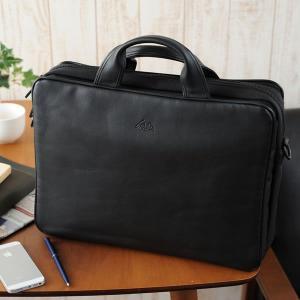 青木鞄 ブリーフケース メンズ 革 ビジネスバッグ 本革 A4 2way t-style