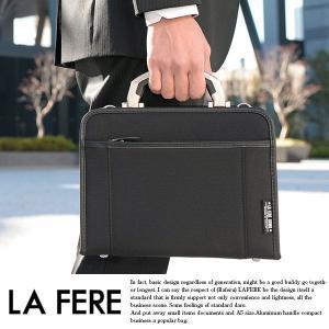 青木鞄 ビジネスバッグ 小型 メンズ 通勤 軽量 ブリーフケース ショルダー OPS LA FERE No.6723 A5|t-style