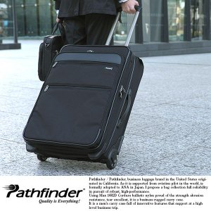 パスファインダー キャリーバッグ 24インチ スーツケース Pathfinder|t-style