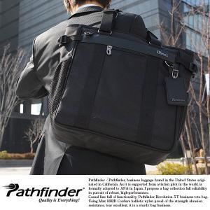 パスファインダー ビジネストートバッグ メンズ A4 2way 大容量|t-style